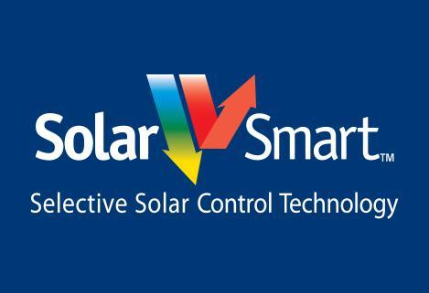 УПРАВЛЯЙТЕ ПРОХОЖДЕНИЕМ СВЕТА С ПОМОЩЬЮ ТЕХНОЛОГИИ SOLARSMART™