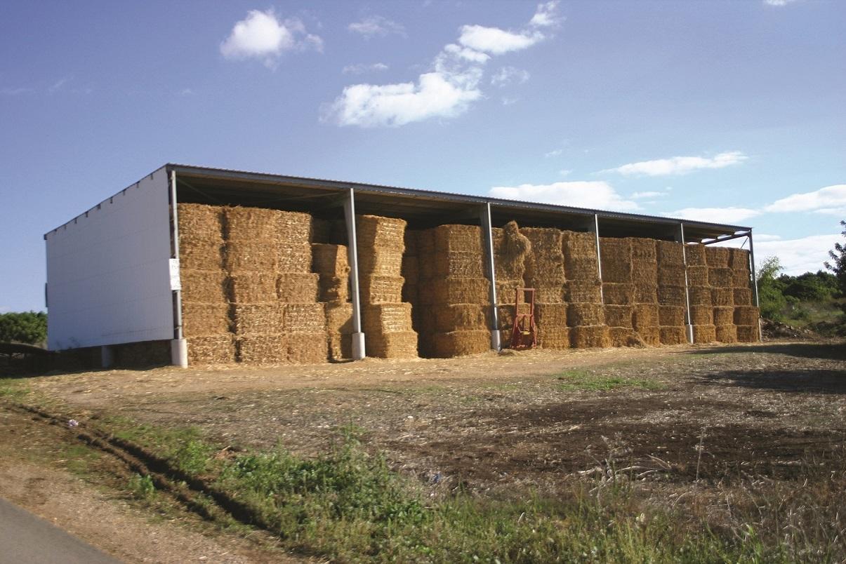 Feed Storage Centers