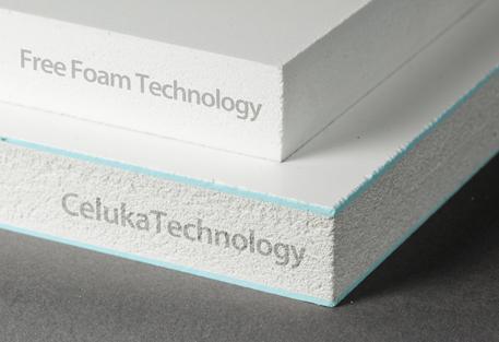FREE FOAM VS. CELUKA TECHNOLOGY