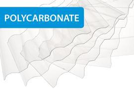 SUNTUF® PLUS Corrugated Polycarbonate